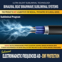 Binaural Beat Brainwave Subliminal Systems | Electromagnetic Frequencies Aid: Emf Protection