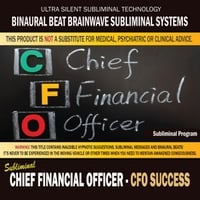 Binaural Beat Brainwave Subliminal Systems | Chief Financial Officer: Cfo Success