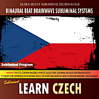 Binaural Beat Brainwave Subliminal Systems | Learn Czech - Binaural Beat Brainwave Subliminal Systems