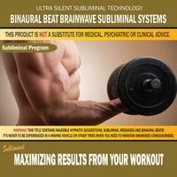 Binaural Beat Brainwave Subliminal Systems | Maximizing Results from Your Workout