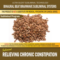 Binaural Beat Brainwave Subliminal Systems | Relieving Chronic Constipation