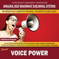 Binaural Beat Brainwave Subliminal Systems | Voice Power
