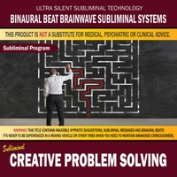 Binaural Beat Brainwave Subliminal Systems | Creative Problem Solving