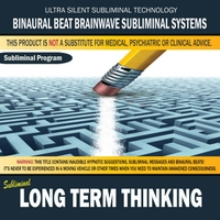 Binaural Beat Brainwave Subliminal Systems | Long Term Thinking