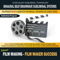 Binaural Beat Brainwave Subliminal Systems | Film Making: Film Maker Success