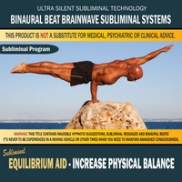 Binaural Beat Brainwave Subliminal Systems | Equilibrium Aid: Increase Physical Balance