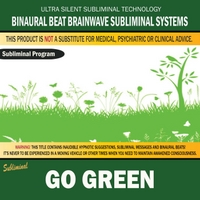 Binaural Beat Brainwave Subliminal Systems | Go Green