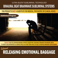 Binaural Beat Brainwave Subliminal Systems | Releasing Emotional Baggage