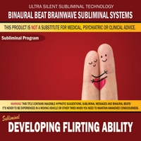 Binaural Beat Brainwave Subliminal Systems | Developing Flirting Ability
