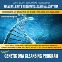Binaural Beat Brainwave Subliminal Systems | Genetic Dna Cleansing Program