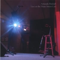 Amanda Birdsall | Live at the Main Street Cafe