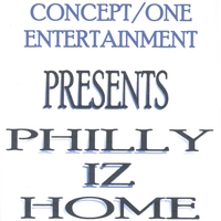 Concept one entertainment llc philly iz home cd baby for Concept homes llc