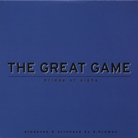 B KRUMAN | THE GREAT GAME/bridge of sighs