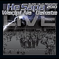 Various Artists | Black Hills Powwow: He Sapa Wacipi 2010