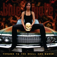 Blue Coyote | Thrown to the Skull and Bones
