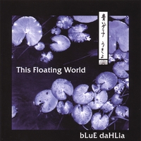 Blue Dahlia | This Floating World