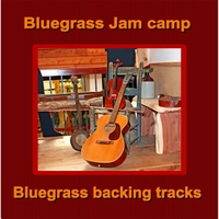 Bluegrass Jam Camp | Bluegrass Backing Tracks