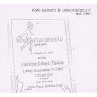 Kate Lamont & Blueprintmusic | Act Live