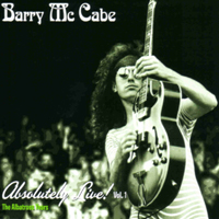 Barry Mc Cabe | Absolutely Live Vol. 1 (European Import)