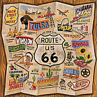 Bobby Goldring | Route 66 - The American Songbook Sessions