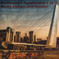 Bob Noble | Beethoven's Symphonies 1 to 9: Heavy Guitars and Synths!