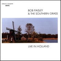 Bob Paisley & the Southern Grass | Live in Holland