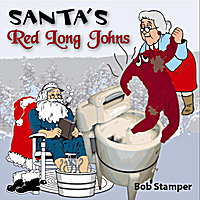 Bob Stamper | Santa's Red Long Johns