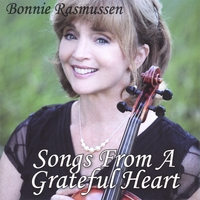 Bonnie Rasmussen | Songs From a Grateful Heart