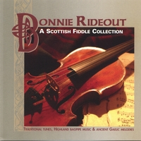 Bonnie Rideout | A Scottish Fiddle Collection