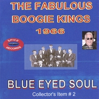 The Boogie Kings | Blue Eyed Soul