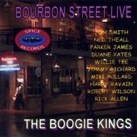 The Boogie Kings | Bourbon Street Live