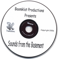 Boomklat Productions | Sounds from the basement