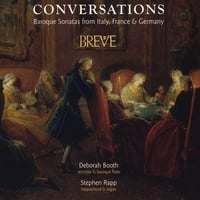 Deborah Booth & Stephen Rapp | Conversations