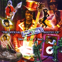 Bootsy Collins | The-Official-Boot-Legged-Bootsy-CD