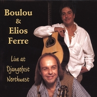Boulou and Elios Ferre | Live at Djangofest Northwest