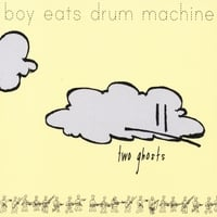boy eats drum machine | Two Ghosts