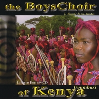 Boys Choir of Kenya | Uvumbuzi (New Horizons)
