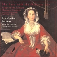Brandywine Baroque: Laura Heimes, Soprano; Karen Flint | The Lass with the Delicate Air