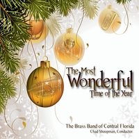 The Brass Band of Central Florida | The Most Wonderful Time of the Year