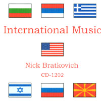 Nick Bratkovich | International Music