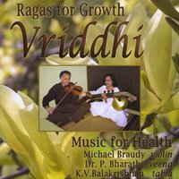 Michael Braudy | Vriddhi - Ragas for Growth