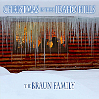 Braun Family | Christmas In These Idaho Hills