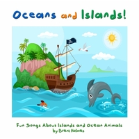 Brent Holmes | Oceans and Islands!