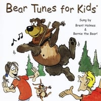 Brent Holmes & Bernie the Bear | Bear Tunes for Kids