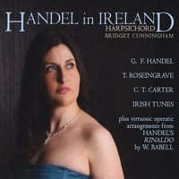 Bridget Cunningham | Handel in Ireland
