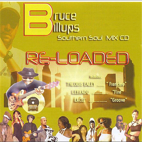 Various Artists | Bruce Billups Southern Soul Mix (Re ...