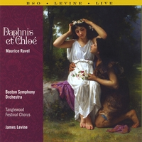 Boston Symphony Orchestra With James Levine Conducting | Ravel: Daphnis Et Chloé