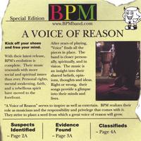 BPM | A Voice of Reason
