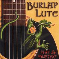 Burlap Lute | Here Be Monsters