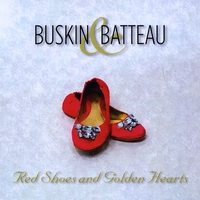 Buskin & Batteau | Red Shoes and Golden Hearts